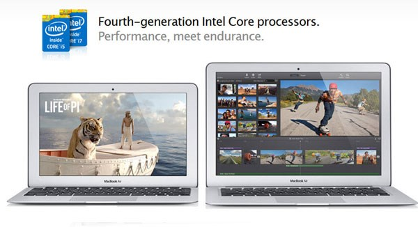 Apple Macbook Air MD761 Core i5 Haswell