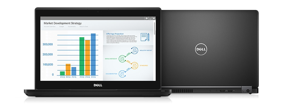 Dell Latitude 5280 Core i5-7200U, i5-7300U, i7-7600U FHD 12.5inch Windows 10 Pro